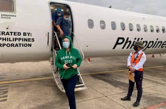Courtesy Mayor Sara Duterte's official Facebook page