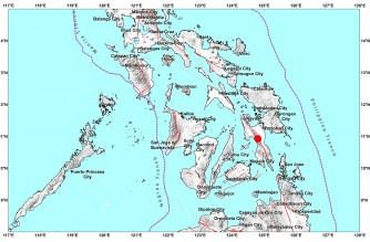 4.0-magnitude quake hits Leyte